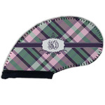Plaid with Pop Golf Club Cover (Personalized)