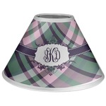 Plaid with Pop Coolie Lamp Shade (Personalized)