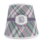 Plaid with Pop Empire Lamp Shade (Personalized)