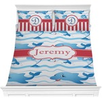 Dolphins Comforter Set (Personalized)