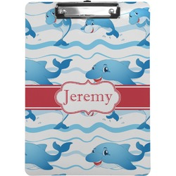 Dolphins Clipboard (Personalized)