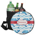 Dolphins Collapsible Cooler & Seat (Personalized)