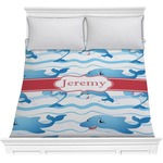 Dolphins Comforter (Personalized)