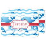 Dolphins Dish Drying Mat (Personalized)