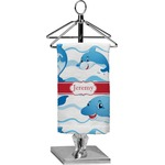 Dolphins Finger Tip Towel - Full Print (Personalized)