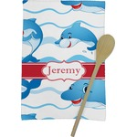 Dolphins Kitchen Towel - Full Print (Personalized)