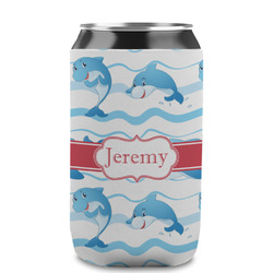 Dolphins Can Sleeve (12 oz) (Personalized)