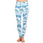 Dolphins Ladies Leggings (Personalized)