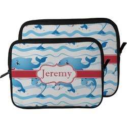 Dolphins Laptop Sleeve / Case (Personalized)