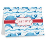 Dolphins Note cards (Personalized)