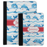 Dolphins Padfolio Clipboard (Personalized)