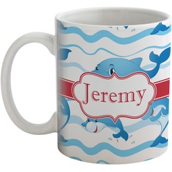 Dolphins Coffee Mug (Personalized)