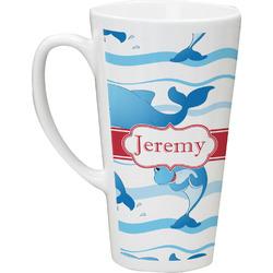 Dolphins Latte Mug (Personalized)