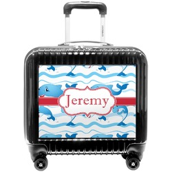 Dolphins Pilot / Flight Suitcase (Personalized)