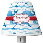 Dolphins Shade Night Light (Personalized)