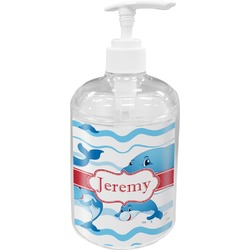 Dolphins Acrylic Soap & Lotion Bottle (Personalized)