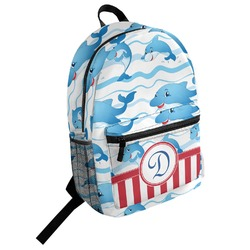 Dolphins Student Backpack (Personalized)