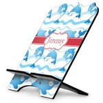 Dolphins Stylized Tablet Stand (Personalized)