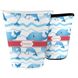 Dolphins Waste Basket (Personalized)
