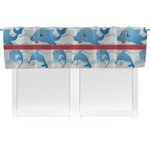 Dolphins Valance (Personalized)