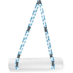 Dolphins Yoga Mat Strap (Personalized)