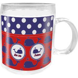 Whale Acrylic Kids Mug (Personalized)