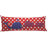 Whale Body Pillow Case (Personalized)