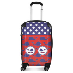 Whale Suitcase (Personalized)
