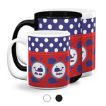 Whale Coffee Mugs (Personalized)
