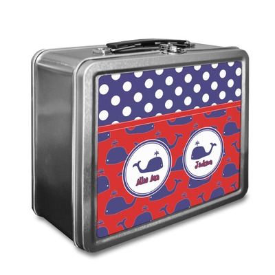 Whale Lunch Box (Personalized)