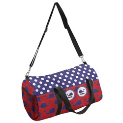 Whale Duffel Bag - Multiple Sizes (Personalized)