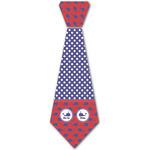 Whale Iron On Tie - 4 Sizes w/ Name or Text