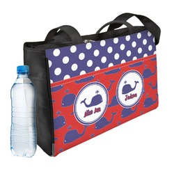 Whale Ladies Workout Bag (Personalized)