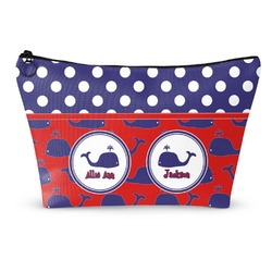 Whale Makeup Bags (Personalized)
