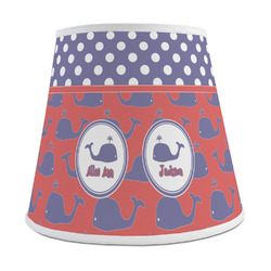 Whale Empire Lamp Shade (Personalized)