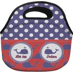 Whale Lunch Bag (Personalized)