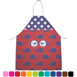 Whale Apron (Personalized)