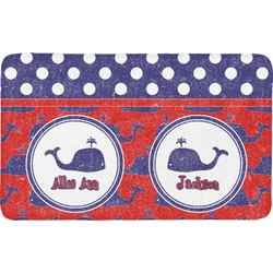 Whale Bath Mat (Personalized)