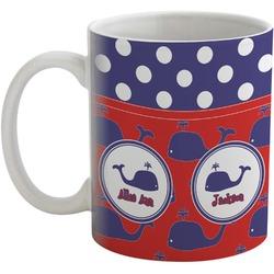 Whale Coffee Mug (Personalized)