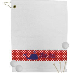 Whale Golf Towel (Personalized)