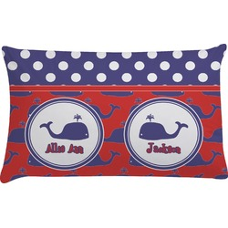 Whale Pillow Case (Personalized)
