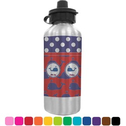 Whale Water Bottle (Personalized)