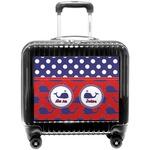 Whale Pilot / Flight Suitcase (Personalized)