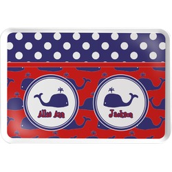 Whale Serving Tray (Personalized)
