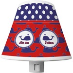Whale Shade Night Light (Personalized)