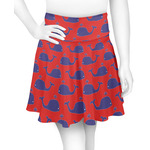 Whale Skater Skirt (Personalized)