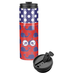 Whale Stainless Steel Tumbler (Personalized)