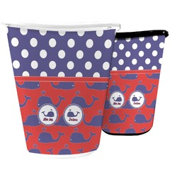 Whale Waste Basket (Personalized)