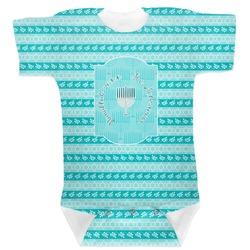 Hanukkah Baby Bodysuit 6-12 (Personalized)
