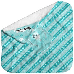 Hanukkah Baby Hooded Towel (Personalized)